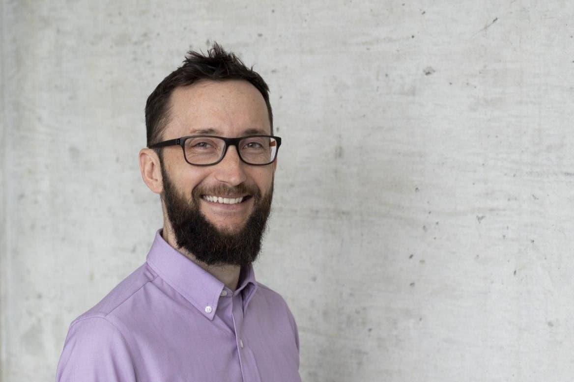 Peter Wittek was announced missing on September 29.  PHOTO COURTESY OF SRIRAM KRISHNAN/GOFUNDME