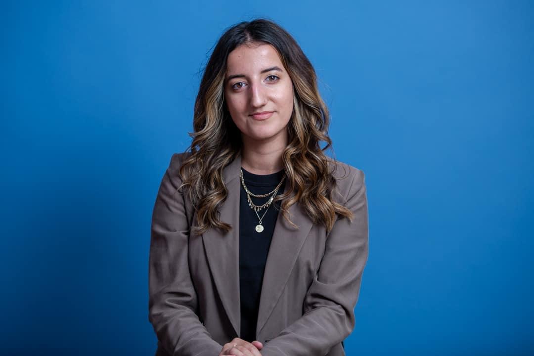 Caitlin Da Silva graduated from Rotman's Commerce program in June. DINA DONG/THE VARSITY