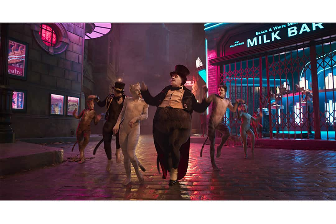 Cats' reviews purr-fectly captured the alluring bizarreness of the film. COURTESY OF UNIVERSAL PICTURES