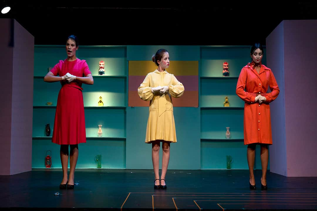 William Dao's directorial endeavour features a star-studded cast and colourful set design.   COURTESY OF NICK GAREL JONES