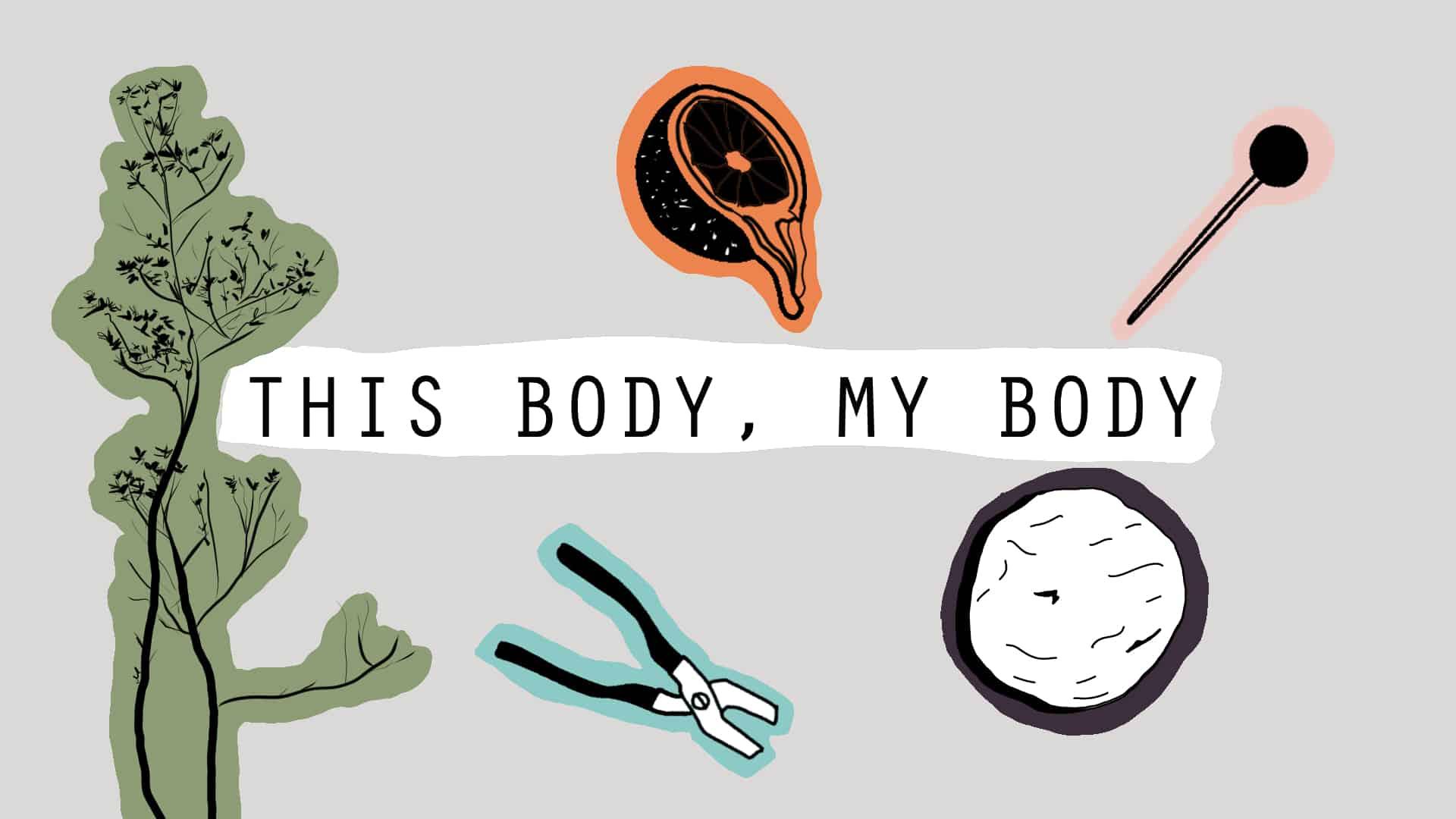 This body, my body