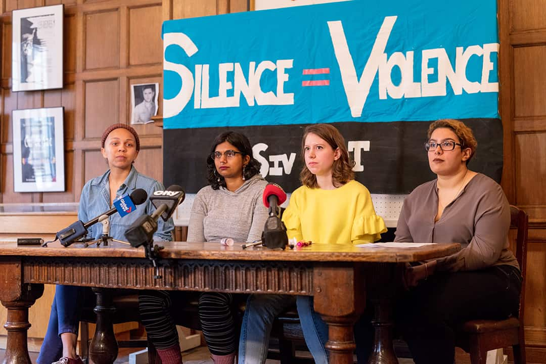 Despite the efforts of the SVPSC, barriers toward sexual assault support remain present on campus. Nathan CHAN/THE VARSITY