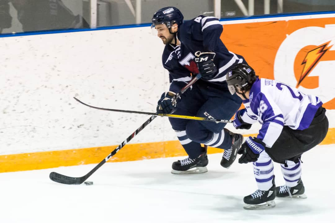 The Blues capped off a first-place finish with a first-round exit. SEYRAN MAMMADOV/VARSITY BLUES