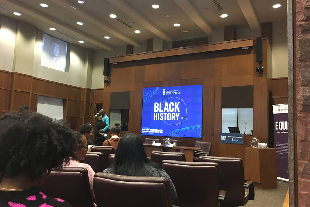 <i>Complexities of Blackness</i>: panelists reflect on being Black  on campus and in Toronto