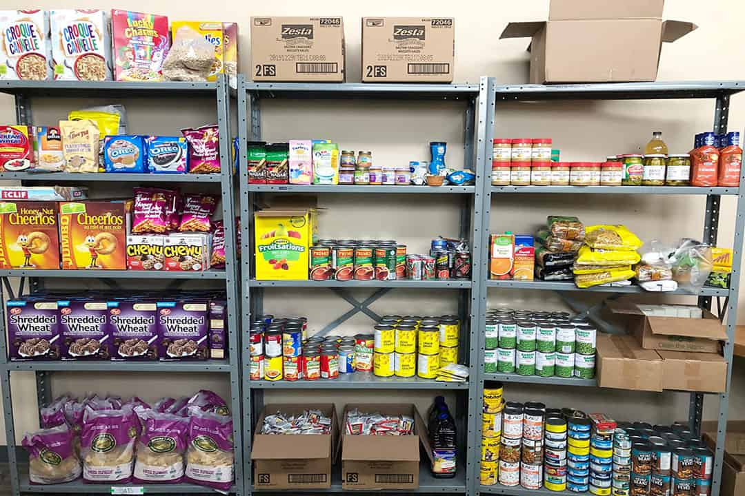 The SCSU Food Centre provides meals to hundreds each year. PHOTO VIA SCSU FOOD CENTRE/FACEBOOK