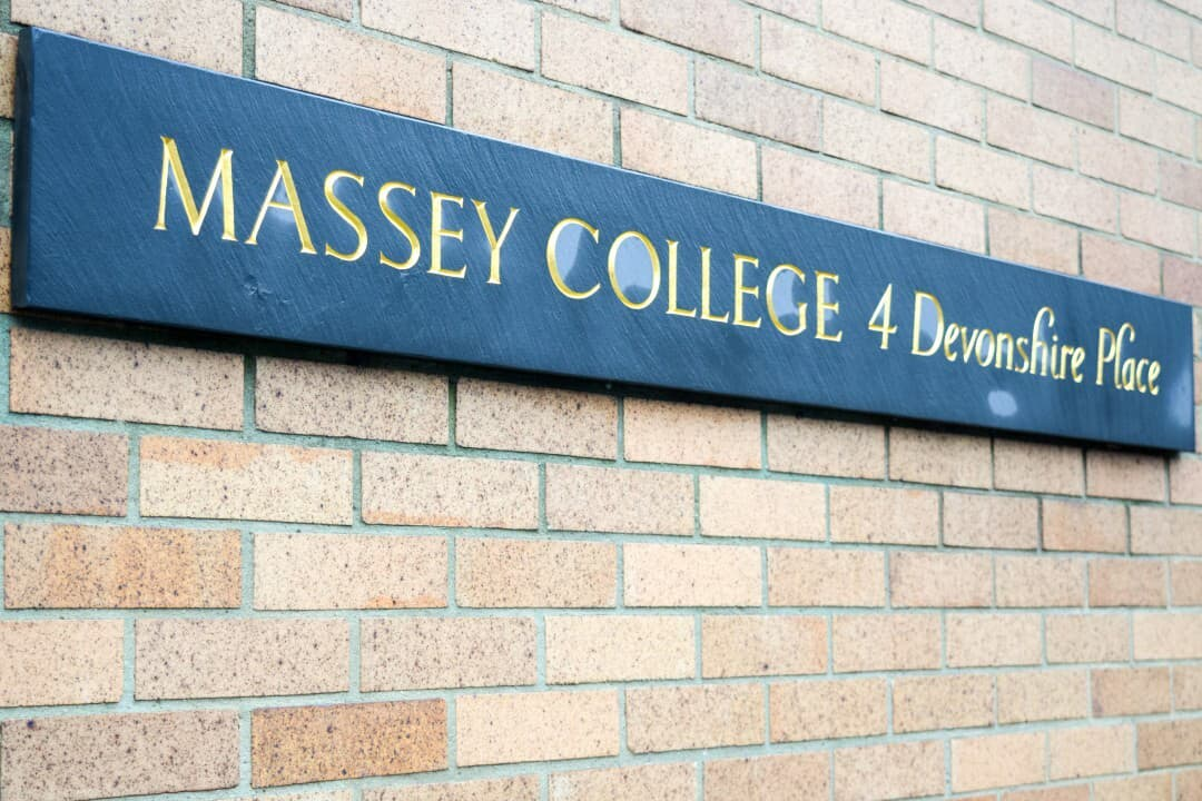 Massey College, a graduate residence affiliated with U of T, is facing backlash for its fellowship appointment of Margaret Wente. SILA ELGIN/THE VARSITY