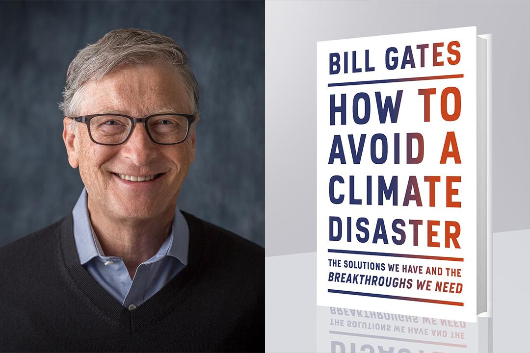 Bill gates notes books